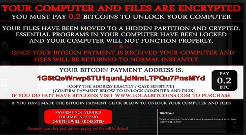 ransomware ranscam