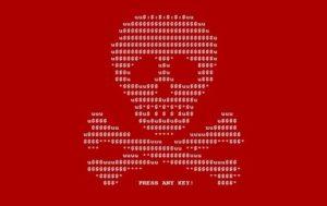 Ransomware Satana