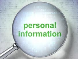 Personal Information Myrtle Beach